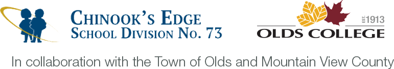 Chinook's Edge School Division No. 73 - In collaboration with the Town of Olds and Mountain View County